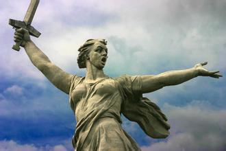 郑州旅行社,郑州中青旅,河南中青旅,俄 罗斯马马耶夫岗祖国母亲雕像