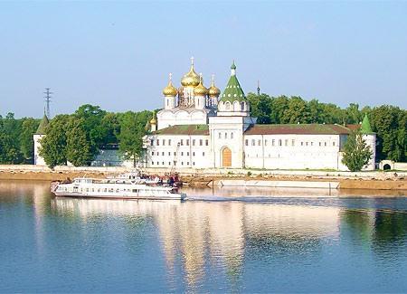 郑州旅行社,河南中青旅,河南旅行社,俄 罗斯伊帕季耶夫修道院