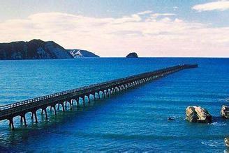 郑州中青旅,郑州旅行社,河南旅行社,新 西兰图拉戈湾码头