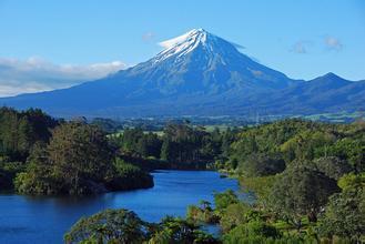 郑州青旅,河南青旅,郑州旅行社,新 西兰埃格蒙特国家公园