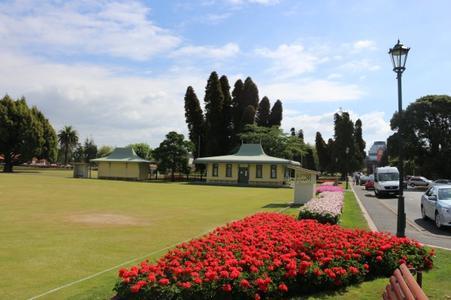 郑州旅行社,郑州青旅,郑州中青旅,新 西兰市政花园