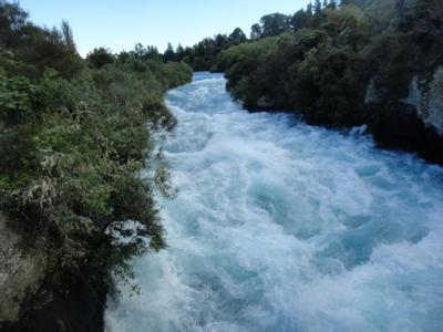 郑州青旅,河南青旅,郑州中青旅,新 西兰怀卡托河瀑布