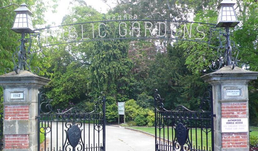 郑州中青旅,河南中青旅,郑州旅行社,新 西兰奥玛鲁公共花园