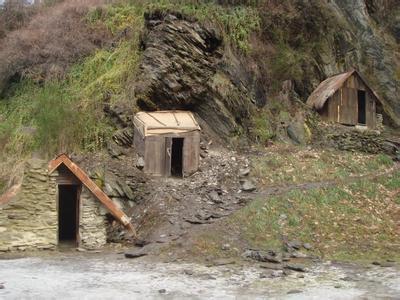 郑州中青旅,河南中青旅,郑州旅行社,新 西兰奥塔哥金矿遗址小径