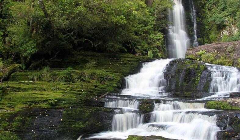 河南中青旅,河南旅行社,河南青旅,新 西兰麦克林瀑布