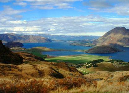 河南中青旅,河南青旅,郑州旅行社,新 西兰阿斯帕林山国家公园