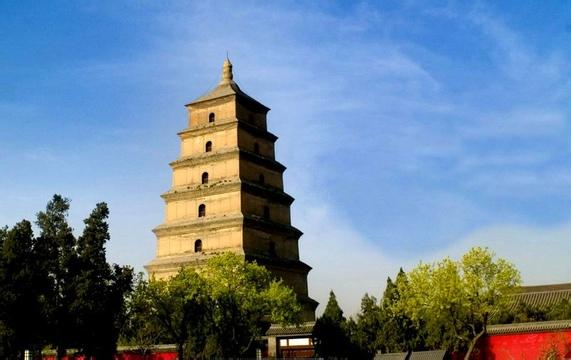 郑州旅游公司,河南旅游公司,郑州青年旅行社,西 安大雁塔