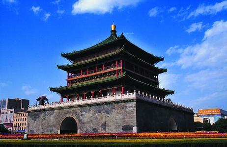 郑州旅游公司,河南旅游公司,郑州青年旅行社,西 安钟楼