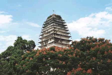 郑州旅游公司,河南旅游公司,郑州青年旅行社,四 川灵宝塔