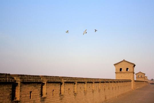 郑州旅游公司,河南旅游公司,郑州青年旅行社,平 遥古城墙