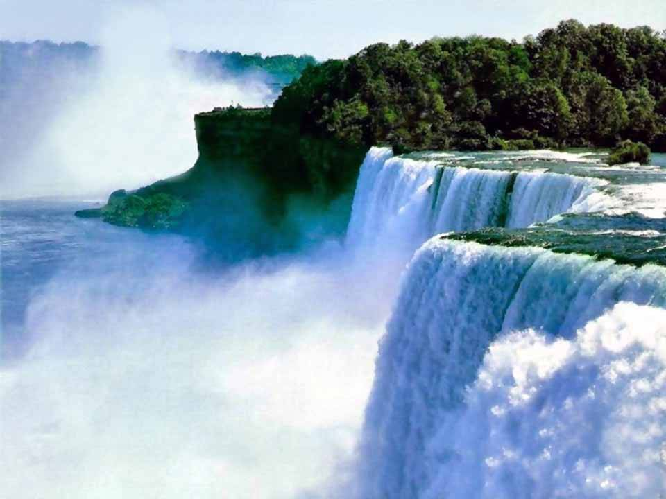 壁纸 风景 旅游 瀑布 山水 桌面 960_720