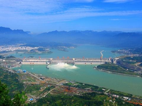 郑州旅游公司,河南旅游公司,郑州青年旅行社,三 峡大坝