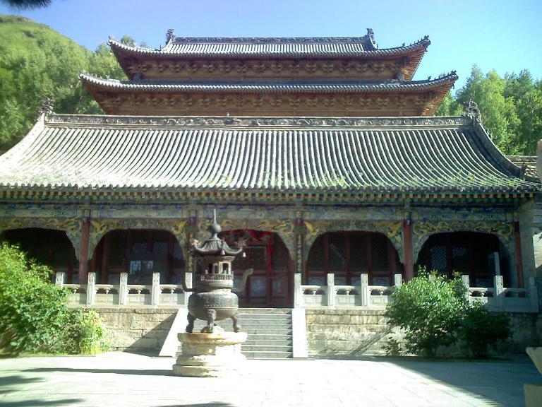 河南中青旅,郑州青年旅行社,五 台山