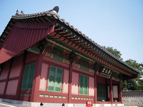 郑州旅游公司,河南旅游公司,郑州青年旅行社,韩 国昌德宫