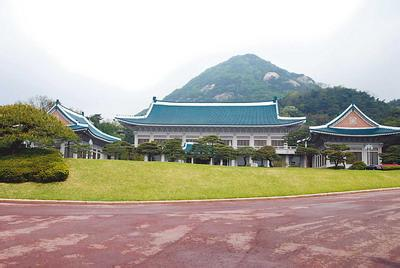 郑州旅游公司,河南旅游公司,郑州青年旅行社,韩 国青瓦台