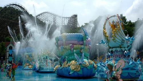 郑州旅游公司,河南旅游公司,郑州青年旅行社,韩 国爱宝乐园