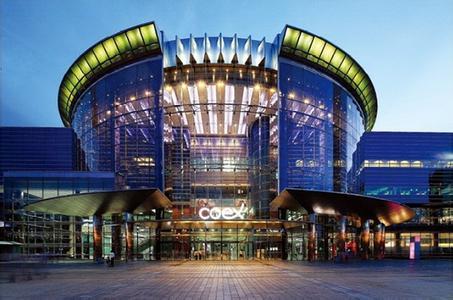 郑州旅游公司,河南旅游公司,郑州青年旅行社,韩 国coex mall