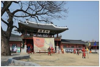 郑州旅游公司,河南旅游公司,郑州青年旅行社,韩 国华城行宫