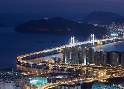 郑州旅游公司,河南旅游公司,郑州青年旅行社,韩 国釜山广安大桥