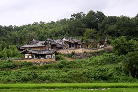 郑州旅游公司,河南旅游公司,郑州青年旅行社,韩 国庆州良洞村