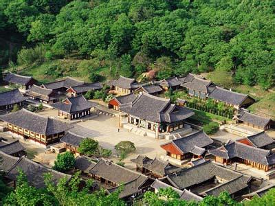 郑州旅游公司,河南旅游公司,郑州青年旅行社,韩 国松广寺