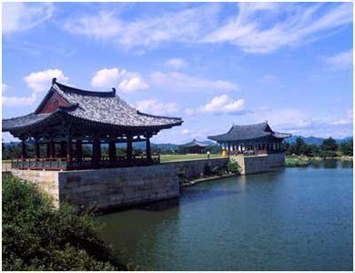 郑州旅游公司,河南旅游公司,郑州青年旅行社,韩 国雁鸭池