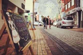 郑州旅游公司,河南旅游公司,郑州青年旅行社,韩 国光州艺术街