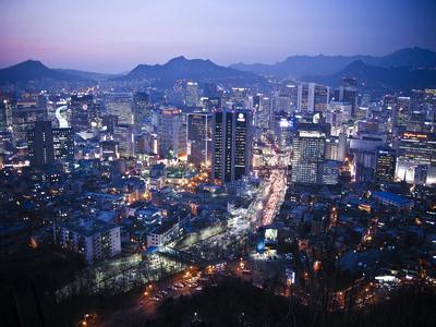 河南中青旅,郑州青旅,韩 国首 尔