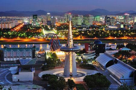 郑州旅游公司,河南旅游公司,郑州青年旅行社,韩 国EXPO科学公园