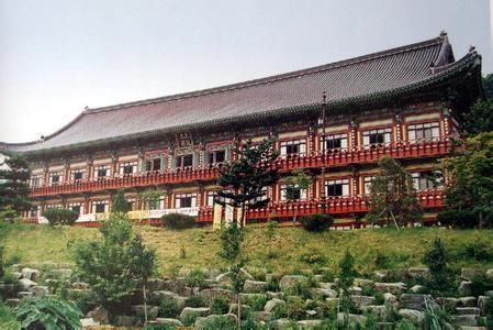 郑州旅游公司,河南旅游公司,郑州青年旅行社,韩 国正光寺