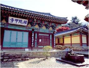 郑州旅游公司,河南旅游公司,郑州青年旅行社,韩 国甲寺