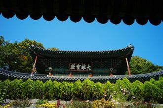 郑州旅游公司,河南旅游公司,郑州青年旅行社,韩 国麻谷寺