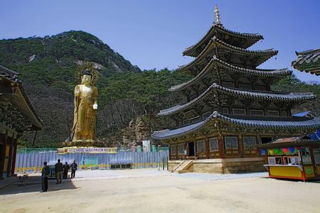 郑州旅游公司,河南旅游公司,郑州青年旅行社,韩 国法住寺