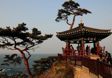 郑州旅游公司,河南旅游公司,郑州青年旅行社,韩 国洛山道立公园