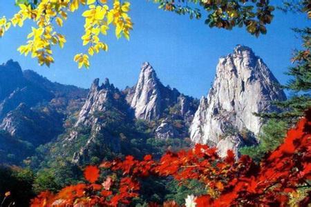 郑州旅游公司,河南旅游公司,郑州青年旅行社,韩 国雪岳山