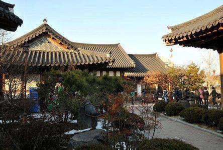 郑州旅游公司,河南旅游公司,郑州青年旅行社,韩 国庆基殿