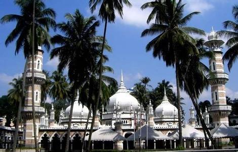 郑州旅游公司,河南旅游公司,郑州青年旅行社,马来 西亚JAMEK清真寺