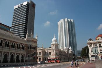 郑州旅游公司,河南旅游公司,郑州青年旅行社,马来 西亚苏丹阿都沙末大楼
