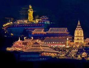 郑州旅游公司,河南旅游公司,郑州青年旅行社,马来 西亚槟城极乐寺