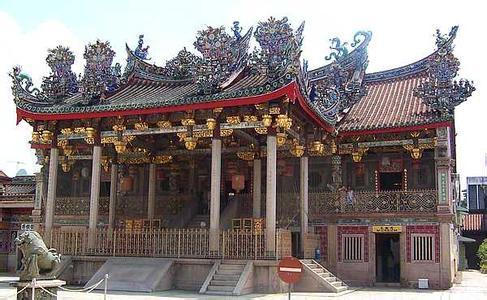 郑州旅游公司,河南旅游公司,郑州青年旅行社,马来 西亚槟城丘氏祠堂