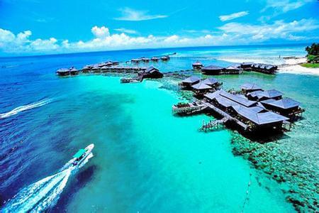 郑州旅游公司,河南旅游公司,郑州青年旅行社,沙 巴 西巴丹岛