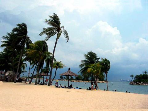 郑州旅游公司,河南旅游公司,郑州青年旅行社,新加 坡圣淘沙