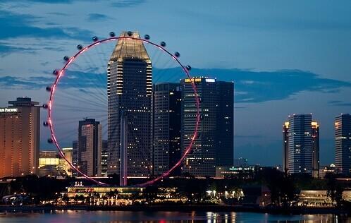 郑州旅游公司,河南旅游公司,郑州青年旅行社,新加 坡摩天塔