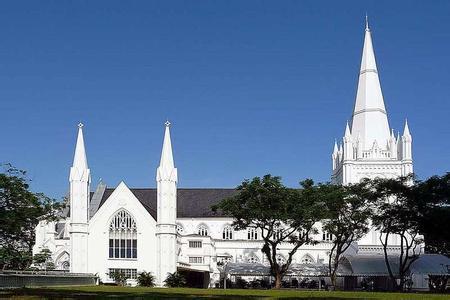 郑州旅游公司,河南旅游公司,郑州青年旅行社,新加 坡圣安德烈教堂