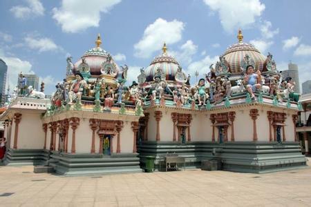 郑州旅游公司,河南旅游公司,郑州青年旅行社,新加 坡马里安曼兴都庙