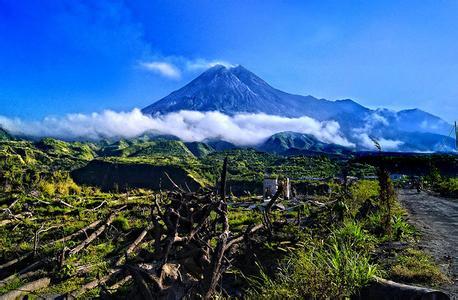 郑州旅游公司,河南旅游公司,郑州青年旅行社,印 度尼西亚莫拉比火山