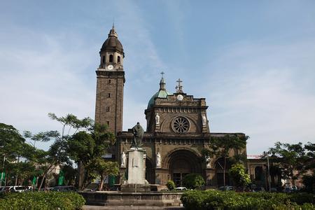 郑州旅游公司,河南旅游公司,郑州青年旅行社,菲律宾马尼拉大教堂
