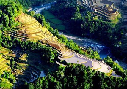 郑州旅游公司,河南旅游公司,郑州青年旅行社,科迪勒拉山梯田