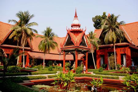 郑州旅游公司,河南旅游公司,郑州青年旅行社,柬埔 寨国家博物馆