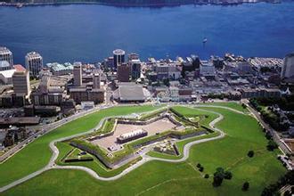 郑州旅游公司,河南旅游公司,郑州青年旅行社,加拿 大魁北克星形要塞